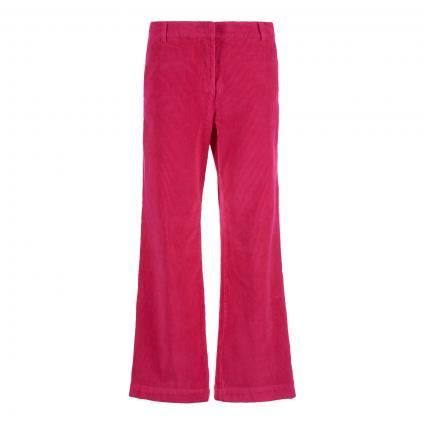 Culotte aus Cord pink (410 raspberry) | XS