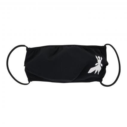 Maske mit Gummibund für Filter geeignet schwarz (FB81 Nero con Fly)   0