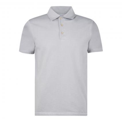 Poloshirt 'Soho' grau (7104 Droplet Grey) | L