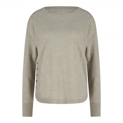 Pullover aus Cahmere oliv (1370 pepper) | 42