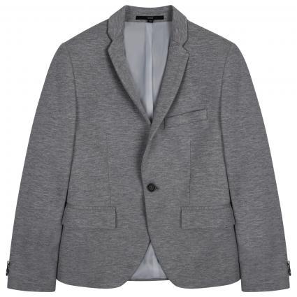 Slim-Fit Jerseysakko grau (071 Grau) | 152