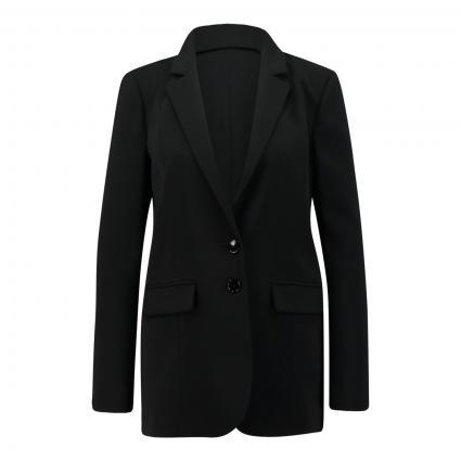 Blazer mit Taschen  schwarz (K103 NERO) | 34