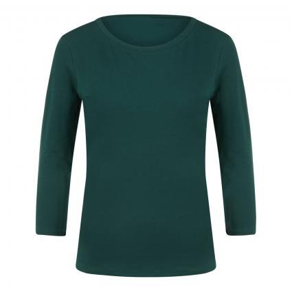 Basic T-Shirt 'MultiA' grün (003 tanne) | XL