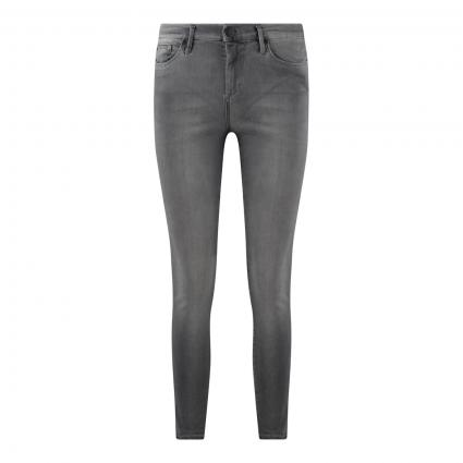 Skinny-Fit Jeans  grau (GREY) | 25