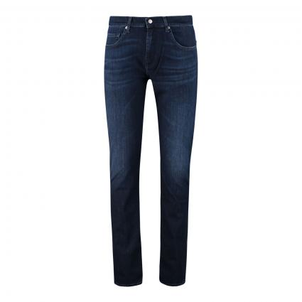 Slim-Fit Jeans 'Slimmy' marine (DB dark blue) | 32 | 34