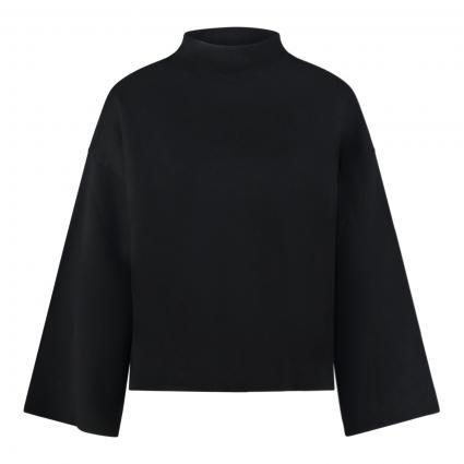 Pullover mit Turtle-Neck schwarz (519 schwarz)   38