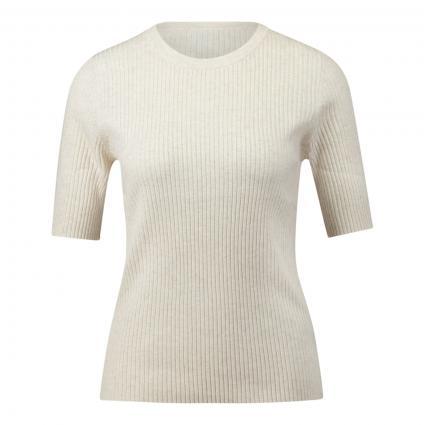 Pullover mit Rippstruktur beige (1386 ivory)   38