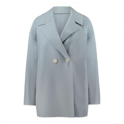 Kurzmantel grau (168 grey blue) | 42