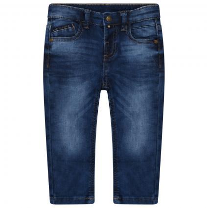 Slim-Fit Jeans Hose blau (040 Medium) | 92