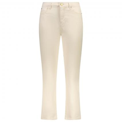 Slim-Fit Jeans in 7/8  beige (000 DENIM) | 26