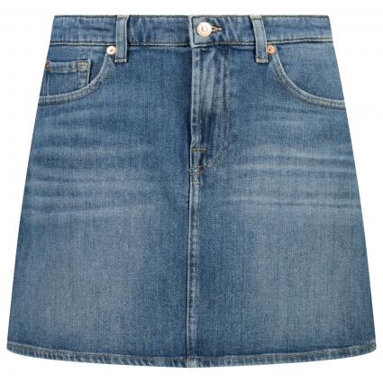 Jeans Rock 'Pier'  blau (MID BLUE) | 30