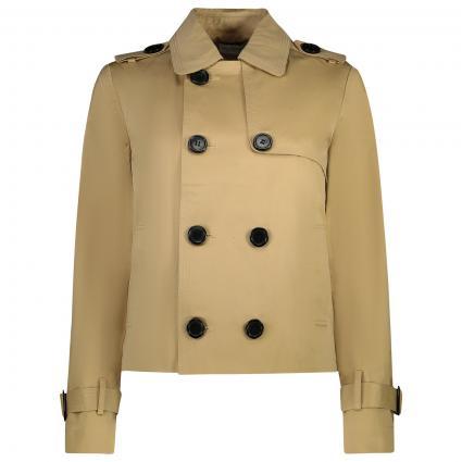 Jacke im Trenchcoat-Style  beige (BEIGE) | XS