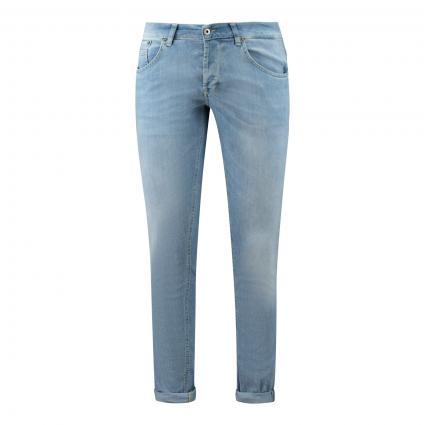 Skinny-Fit Jeans 'Ritchie' blau (800 lt blue) | 29