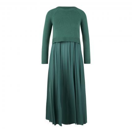 Kleid 'Aidone' mit Pullover grün (005 tanne) | M