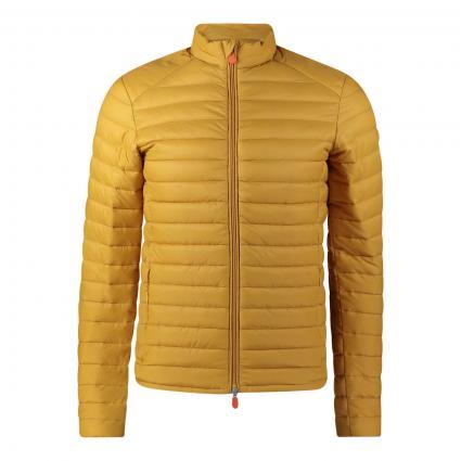 Steppjacke 'Giga' mit Stehkragen gelb (6000 ochre yellow) | XXL