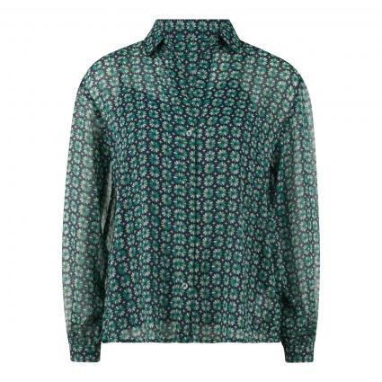 Bluse 'Antonella' mit All-Over Druck grün (0AA MULTI) | S