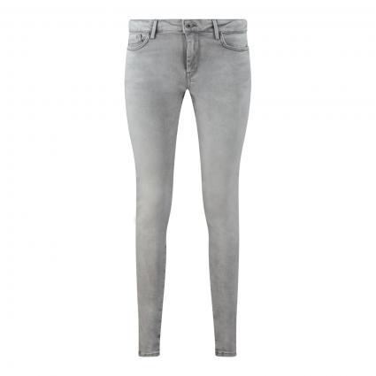 Jeans 'Pixie' Skinny-Fit grau (000  DENIM)   29   32