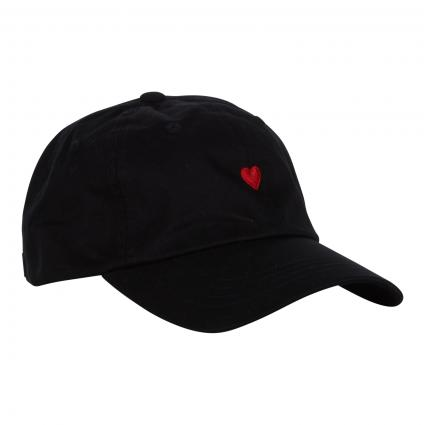 Basecap 'The Icon' schwarz (9900 black) | 0