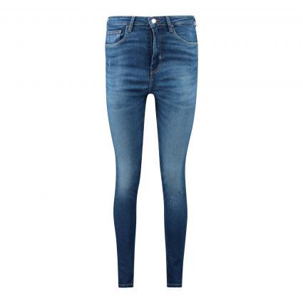 Jeans Super-High-Waist und Skinny-Fit blau (WIL1 WILD WALK) | 26