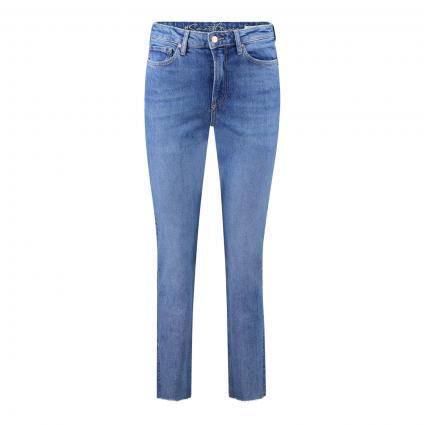 Jeans High-Rise lila (DPPP DEEP PURPLE)   29