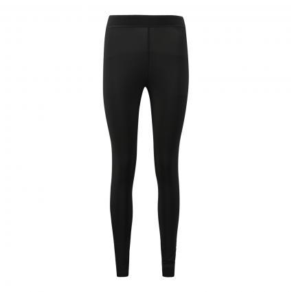 Leggings mit Logo Druck schwarz (JK3 TNF BLACK) | XL