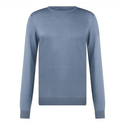 Pullover 'Nichols' blau (309 light blue) | S