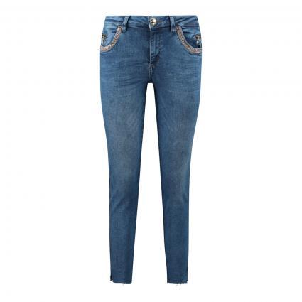 Jeans Skinny-Fit  blau (401 BLUE) | 28