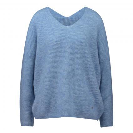 Pullover 'Thora' blau (477 BEL AIR BLUE) | L