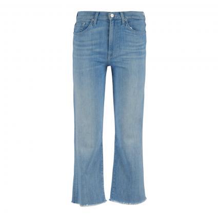 Cropped Jeans 'Alexa' blau (light blue) | 28