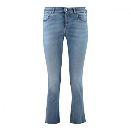 Cropped Jeans 'Faaby' blau (010 LIGHT BLUE) | 32