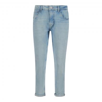 Highwaist Jeans 'Violet' blau (000  DENIM)   29