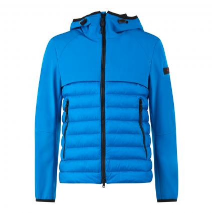 Softshell Jacke 'Goias' mit Teilsteppung blau (285 royal)   L