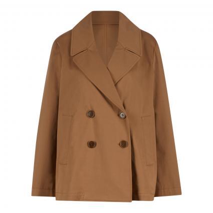 Jacke im Caban-Stil beige (01372 biscotti) | 38