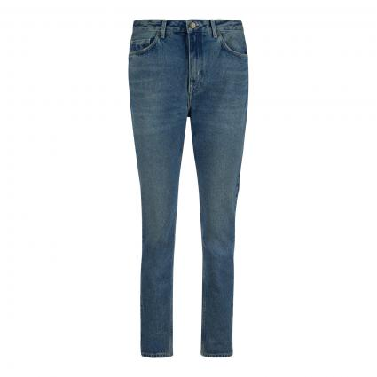 Jeans im Five-Pocket Style blau (BLUE DIRTY) | 28
