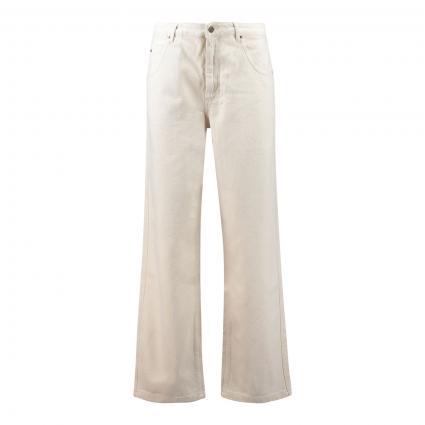 Highwaist Jeans 'Tine' ecru (ECRU) | 29