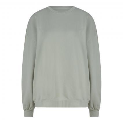 Oversized Sweatshirt 'Fery' grün (AMANDIER VIN) | XS/S