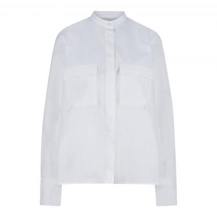 Hemdbluse 'Fallon' weiss (100 optical white) | 36