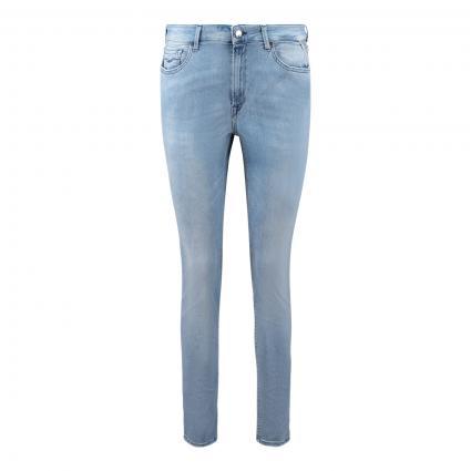 Slim-Fit Jeans 'Luzien' blau (010 MID BLUE) | 26 | 30
