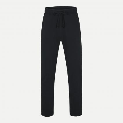 Regular-Fit Sweathose schwarz (110 black) | S