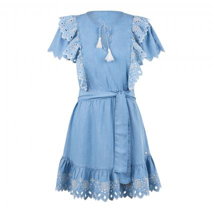 Kleid 'Tamy' blau (000  DENIM) | XS