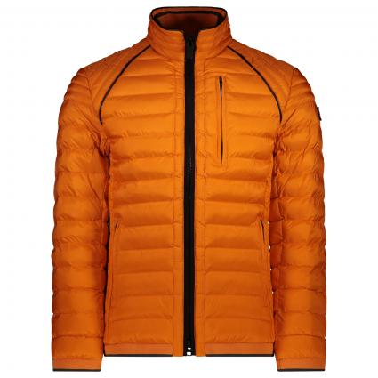 Steppjacke mit Kragen orange (orange metal) | L