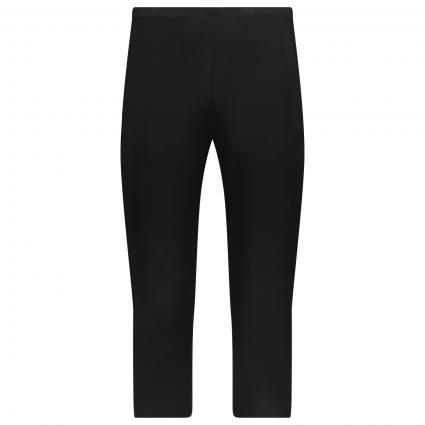 Leggings mit elastischem Bund  schwarz (09 schwarz) | 52