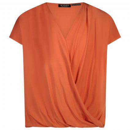 T-Shirt in Wickel-Optik  divers (35)   46