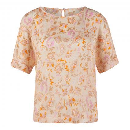 Bluse 'Palma' orange (394 PEACH PARFAIT)   L