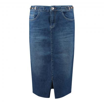 Jeansrock 'Selma' blau (406 LIGHT BLUE)   31