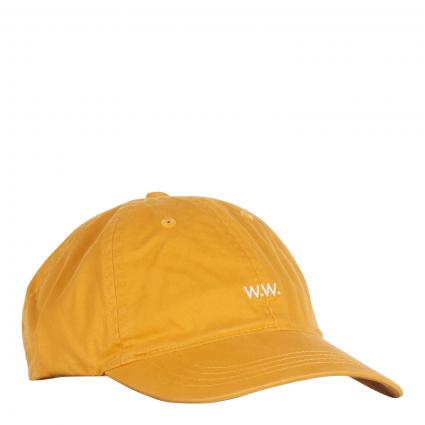 Basecap  mit Logo-Stitching orange (3500 orange) | 0