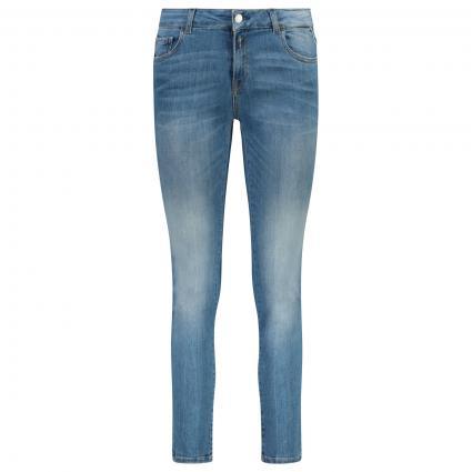 Jeans Hose 'Faaby' blau (010) | 27 | 28