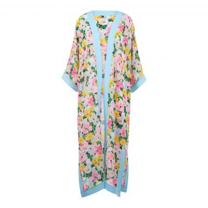 Kimono 'Zanai' blau (COMBO1 BALLERINA Z1B)   0