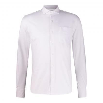 Hemd mit Bruttasche weiss (01072 weiß) | M