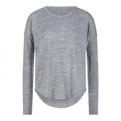 T-Shirt 'Hudson' grau (LIGHTGREY) | XS